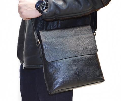 6949587375ba Мужские сумки из кожзаменителя Самые стильные мужские сумки-планшет ...